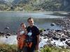 Рилски езера, Ерик и Максим на 3м
