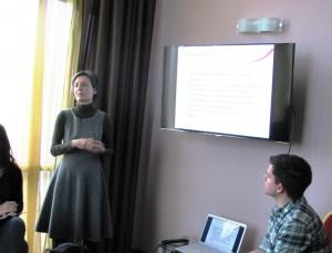 Vera Rangelova UNICEF Bulgaria